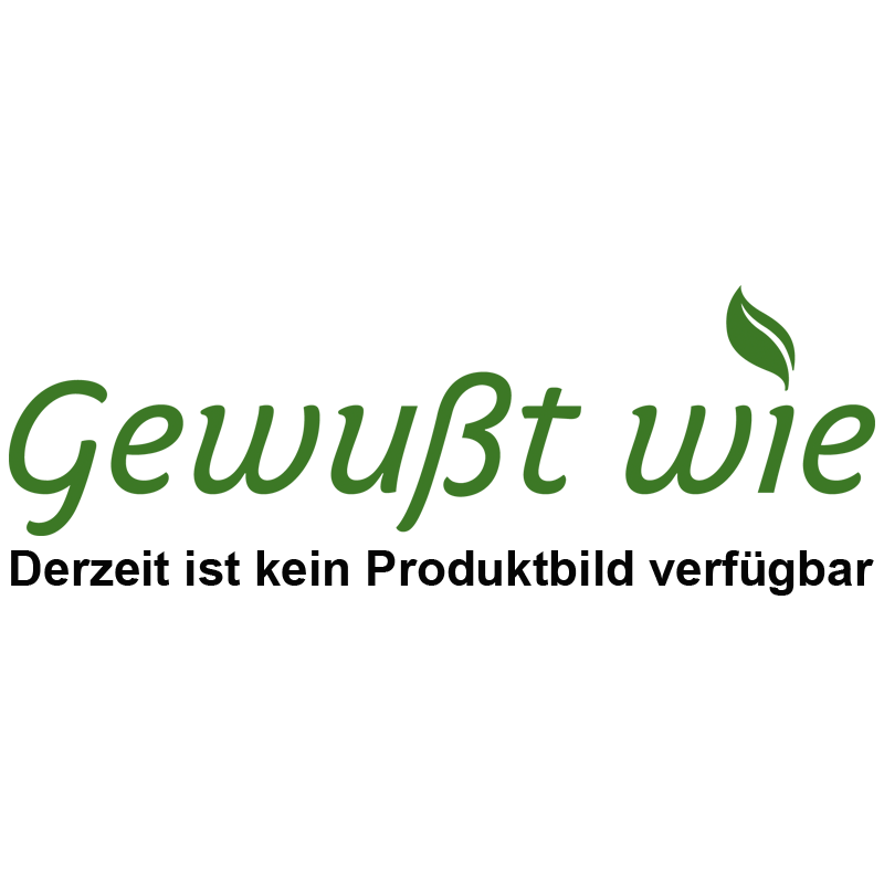 Gewußt wie Bio Johannisbeer Apfelsaft, 750ml