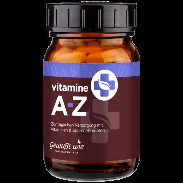Vitamine A-Z Kapseln 60St
