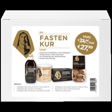 Hildegard Fastenkur Basispaket