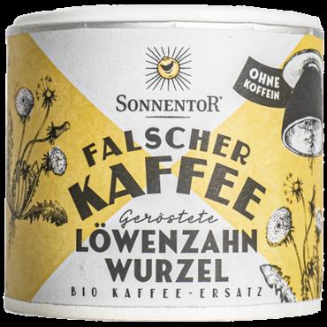 Löwenzahnwurzel geröstet Falscher Kaffee, Dose 75g