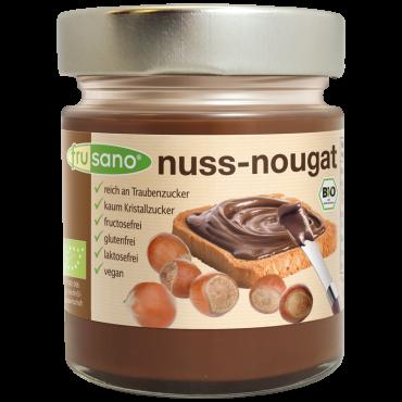 Nuss-Nougat-Creme bio 180g